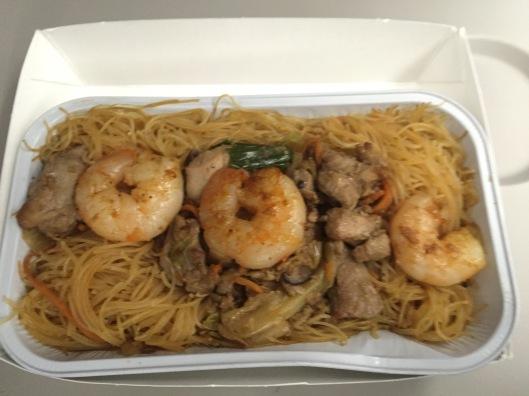 海鮮炒米粉