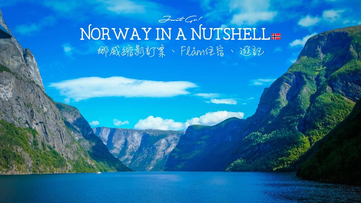 挪威 - (2019票價更新)挪威縮影兩日行程攻略:訂票教學、Tips、佛拉姆住宿、遊記