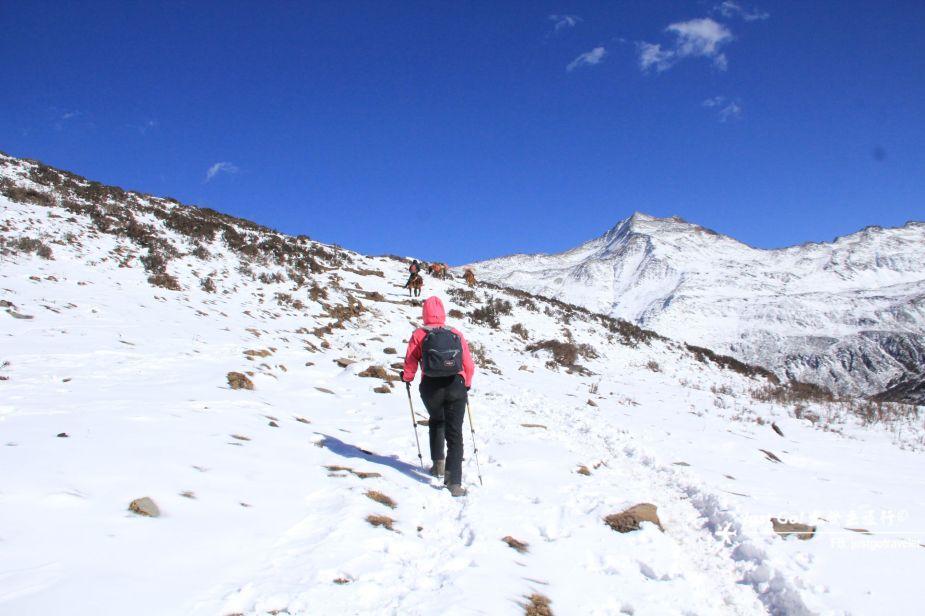 [中國] 日出登頂5025公尺·四川四姑娘山大峰雪地攀登2日遊記23_