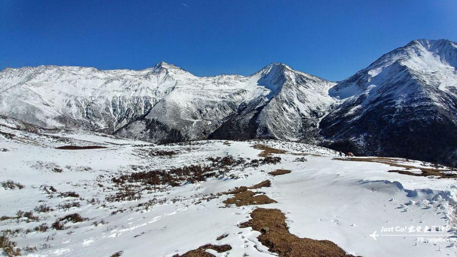[中國] 日出登頂5025公尺·四川四姑娘山大峰雪地攀登2日遊記24_