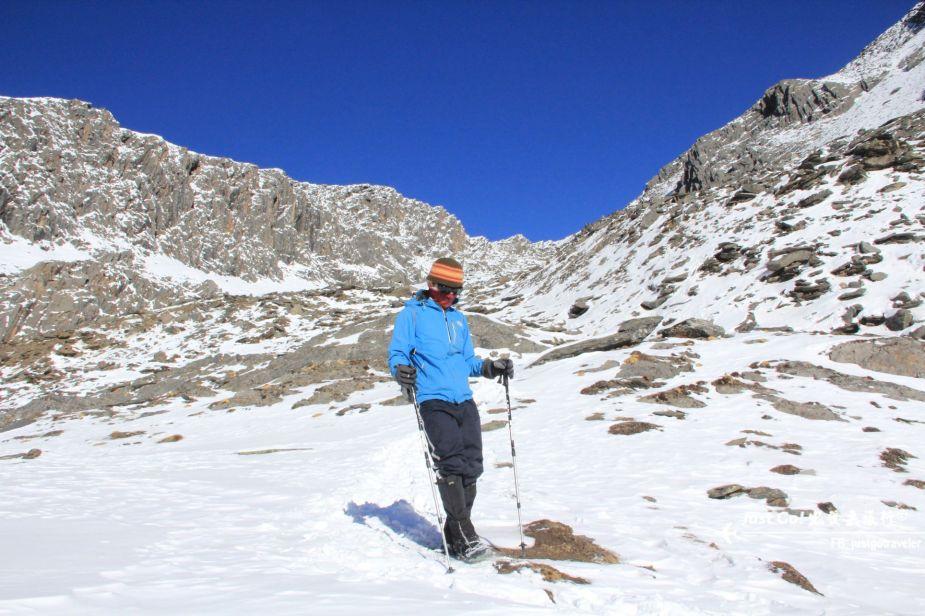 [中國] 日出登頂5025公尺·四川四姑娘山大峰雪地攀登2日遊記42_