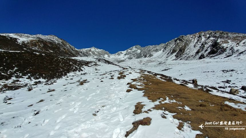 [中國] 日出登頂5025公尺·四川四姑娘山大峰雪地攀登2日遊記45_