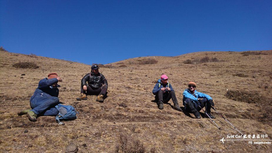 [中國] 日出登頂5025公尺·四川四姑娘山大峰雪地攀登2日遊記50_