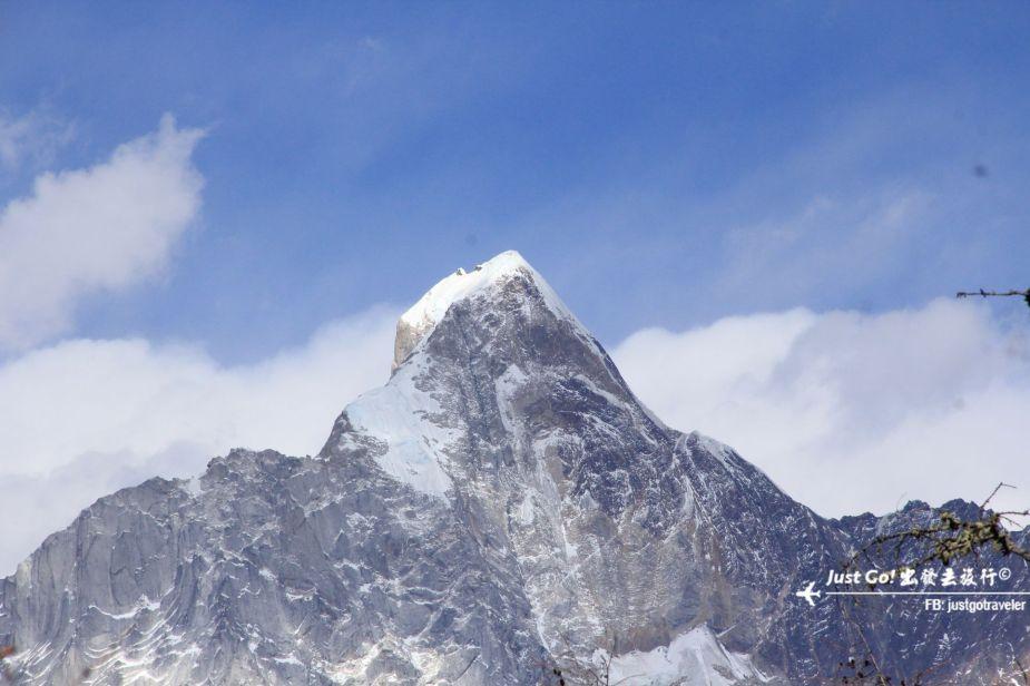 [中國] 日出登頂5025公尺·四川四姑娘山大峰雪地攀登2日遊記51_