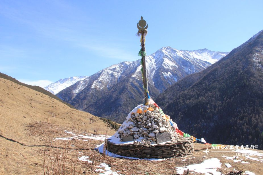 [中國] 日出登頂5025公尺·四川四姑娘山大峰雪地攀登2日遊記09_
