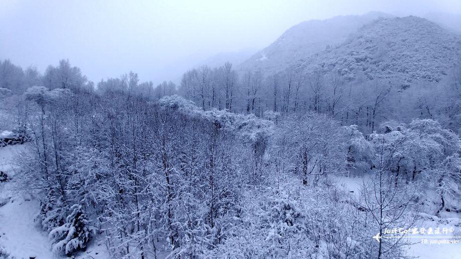 雙溝橋冬季攀冰訓練攻略與心得24_