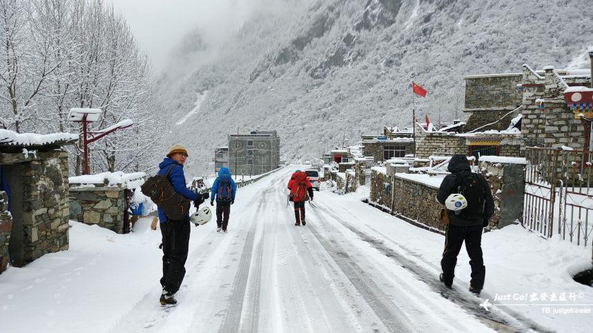 雙溝橋冬季攀冰訓練攻略與心得27_