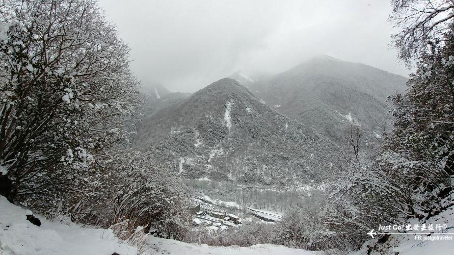 雙溝橋冬季攀冰訓練攻略與心得30_