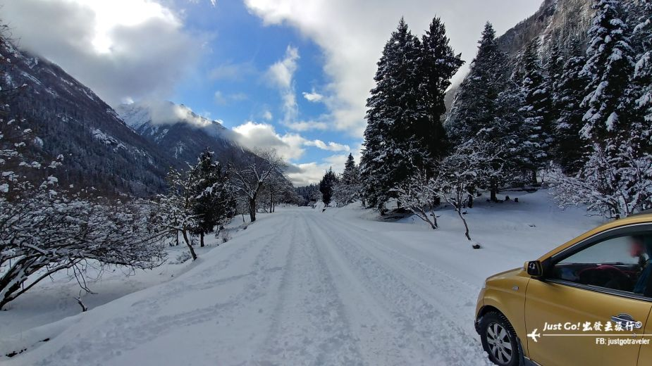 雙溝橋冬季攀冰訓練攻略與心得33_