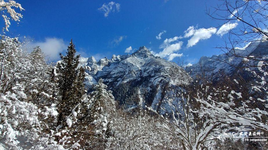 雙溝橋冬季攀冰訓練攻略與心得34_