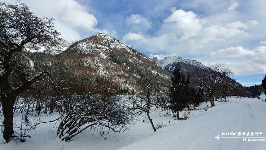 雙溝橋冬季攀冰訓練攻略與心得38_