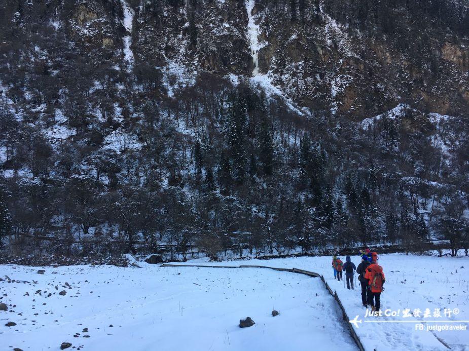 雙溝橋冬季攀冰訓練攻略與心得40_