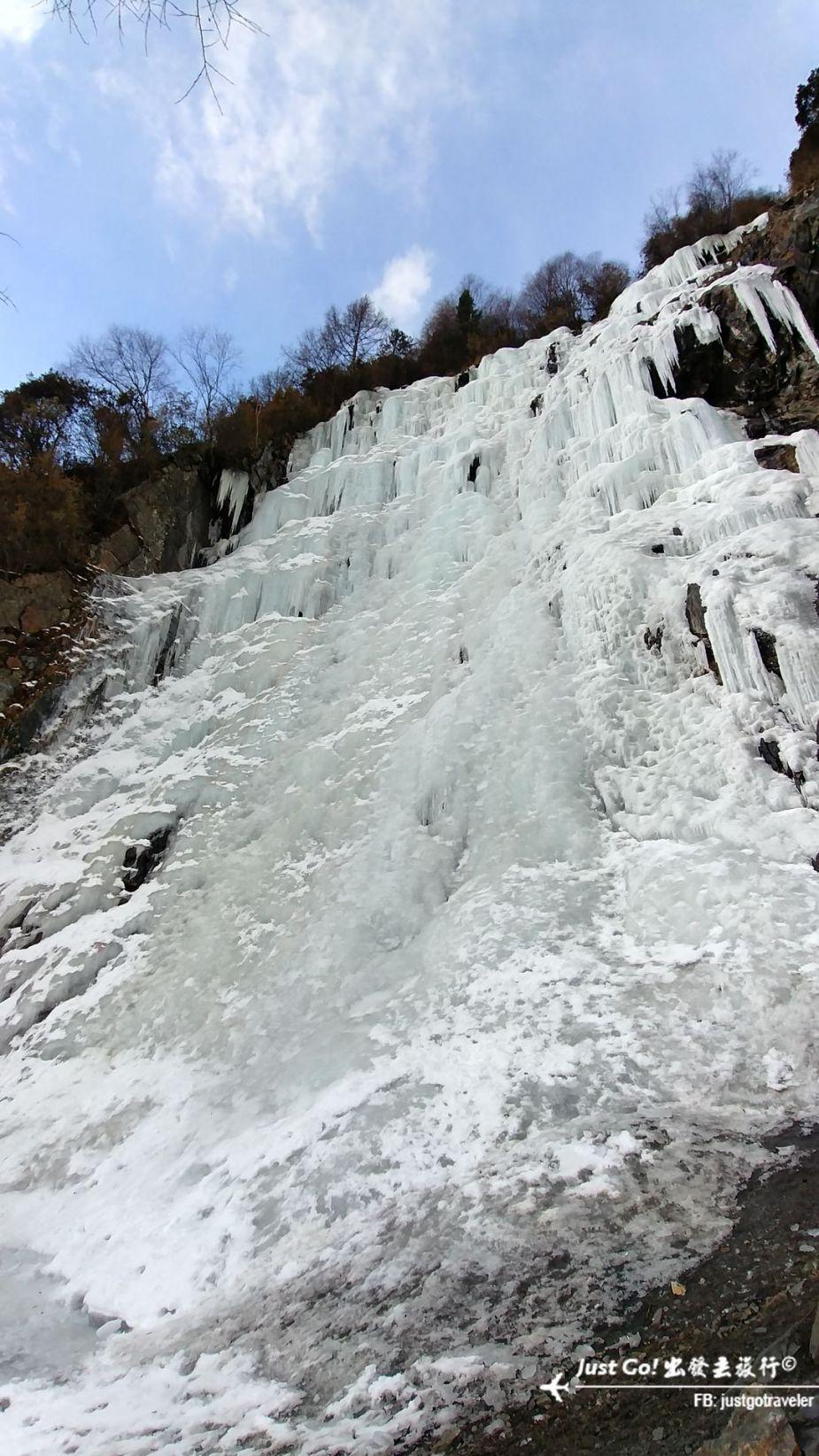 雙溝橋冬季攀冰訓練攻略與心得46_