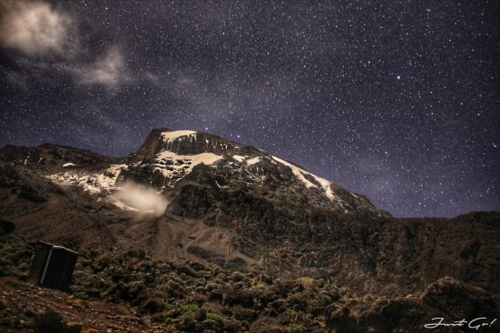Kilimanjaro夜景