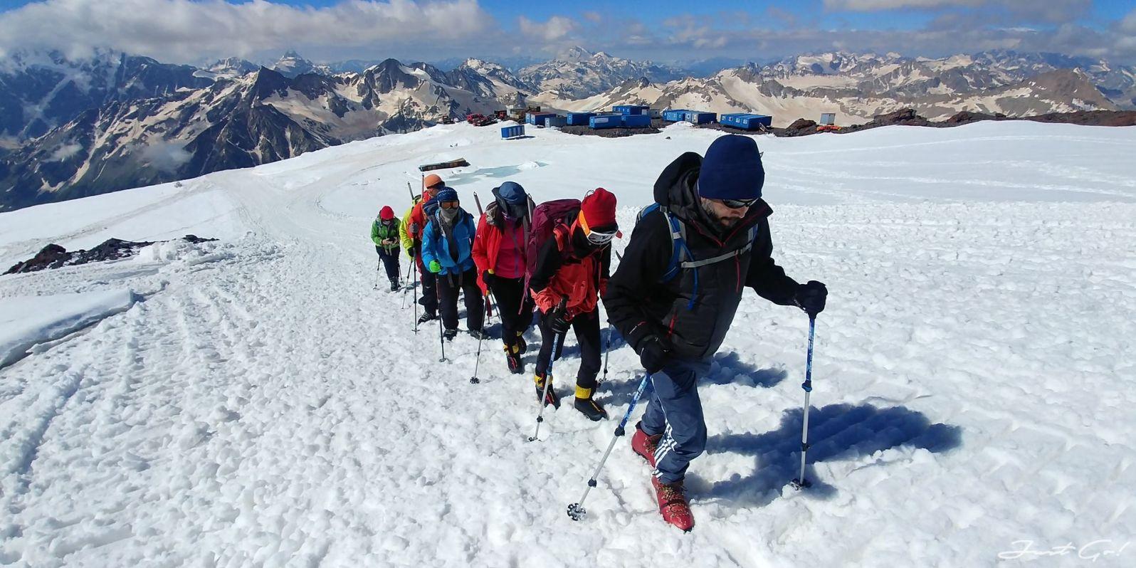 Elbrus 高度適應
