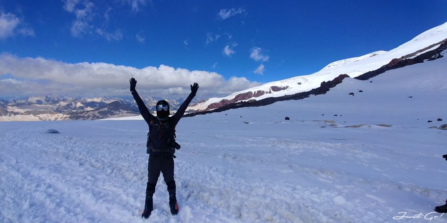 Elbrus路上
