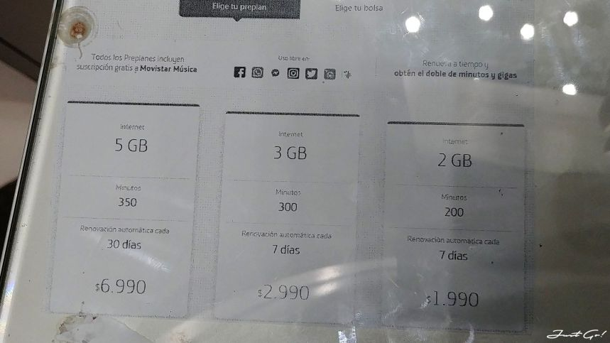 2019智利 - SCL聖地牙哥機場巴士、換錢與超便宜Sim卡(網路卡)1.jpg
