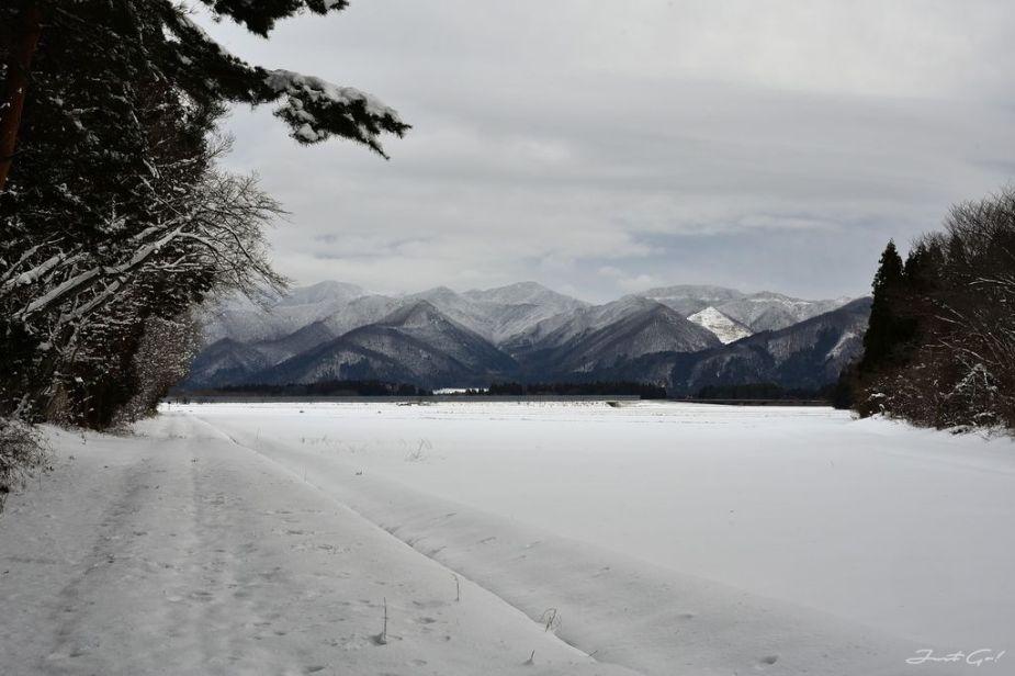 日本 - 福島·冬季戶外旅遊-猪苗代湖、五色沼健行04