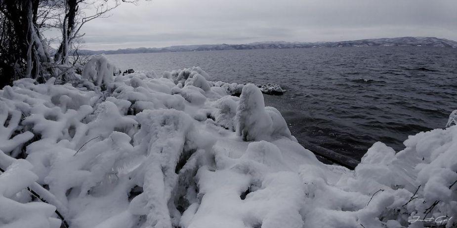 日本 - 福島·冬季戶外旅遊-猪苗代湖、五色沼健行06