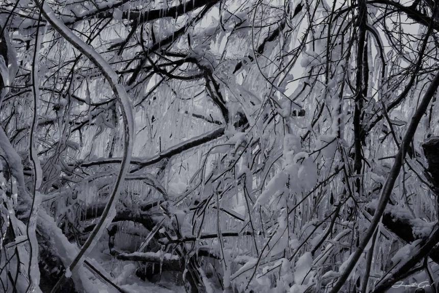 日本 - 福島·冬季戶外旅遊-猪苗代湖、五色沼健行08