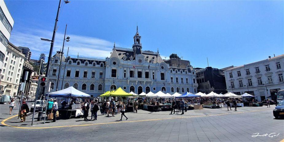 智利 - 聖地牙哥後花園·Valparaiso免費導覽經典景點一日小旅行1