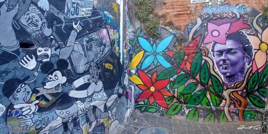智利 - 聖地牙哥後花園·Valparaiso免費導覽經典景點一日小旅行13