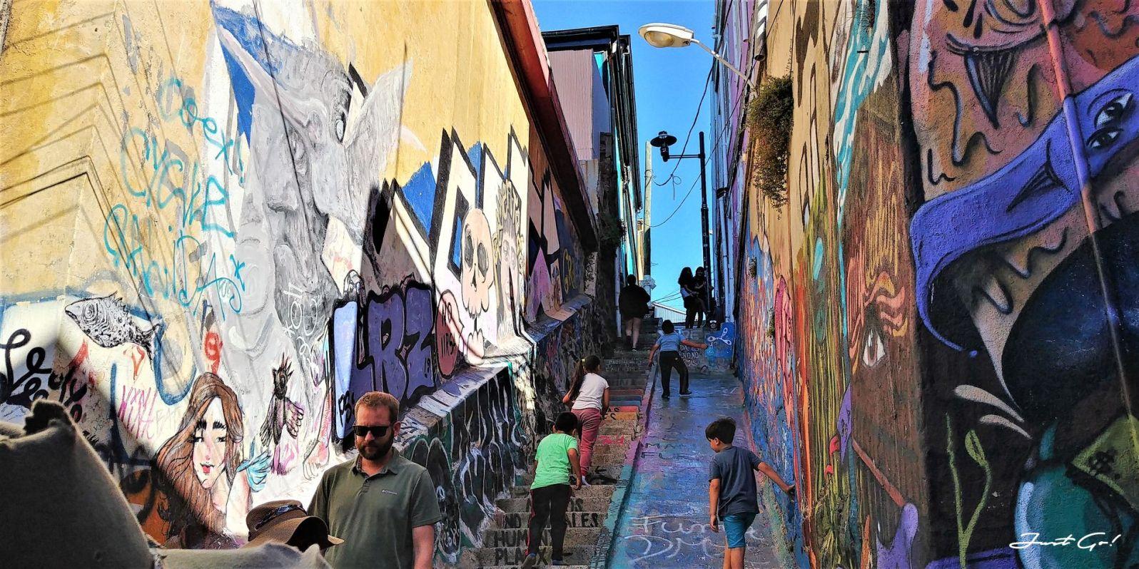 智利 - 聖地牙哥後花園·Valparaiso免費導覽經典景點一日小旅行15