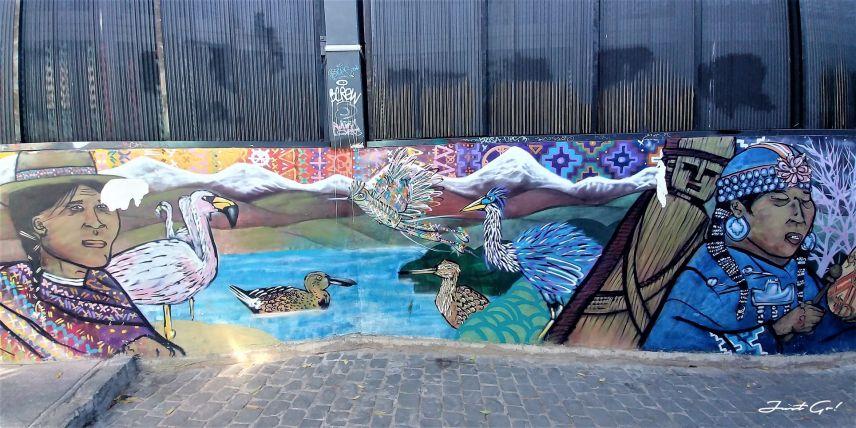 智利 - 聖地牙哥後花園·Valparaiso免費導覽經典景點一日小旅行23