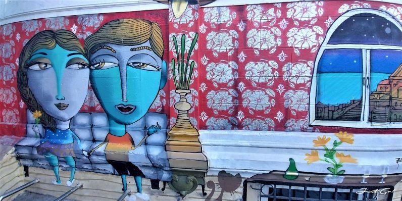 智利 - 聖地牙哥後花園·Valparaiso免費導覽經典景點一日小旅行25