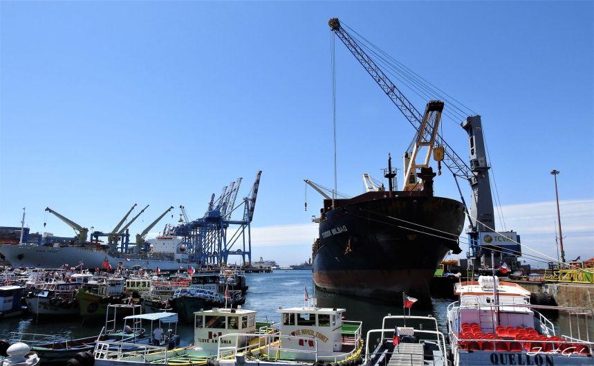 智利 - 聖地牙哥後花園·Valparaiso免費導覽經典景點一日小旅行32