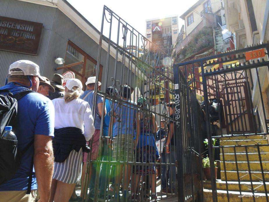 智利 - 聖地牙哥後花園·Valparaiso免費導覽經典景點一日小旅行34