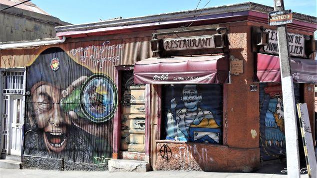 智利 - 聖地牙哥後花園·Valparaiso免費導覽經典景點一日小旅行35