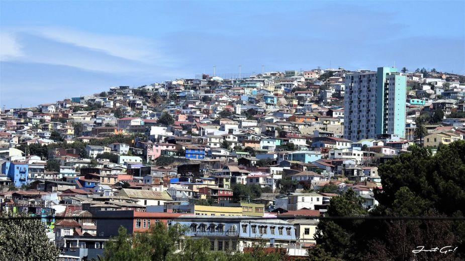 智利 - 聖地牙哥後花園·Valparaiso免費導覽經典景點一日小旅行37
