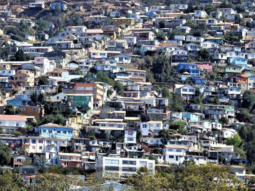 智利 - 聖地牙哥後花園·Valparaiso免費導覽經典景點一日小旅行38