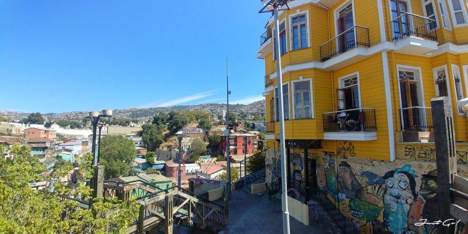 智利 - 聖地牙哥後花園·Valparaiso免費導覽經典景點一日小旅行5