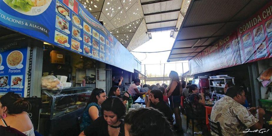 智利 - 聖地牙哥必吃美食推薦·海鮮、水果、雞腿、豬牛排與紅酒02_