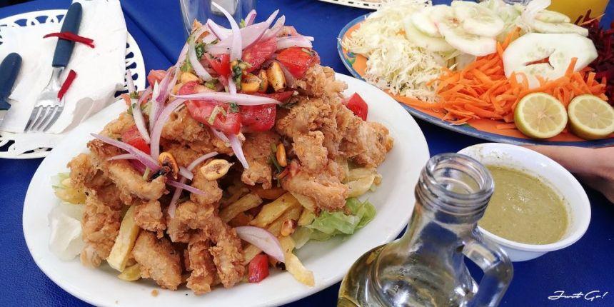 智利 - 聖地牙哥必吃美食推薦·海鮮、水果、雞腿、豬牛排與紅酒03_