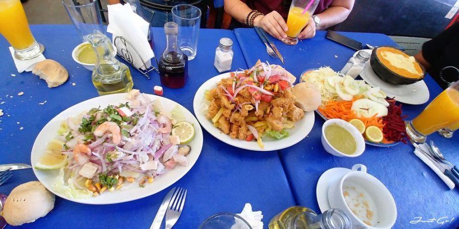智利 - 聖地牙哥必吃美食推薦·海鮮、水果、雞腿、豬牛排與紅酒05_