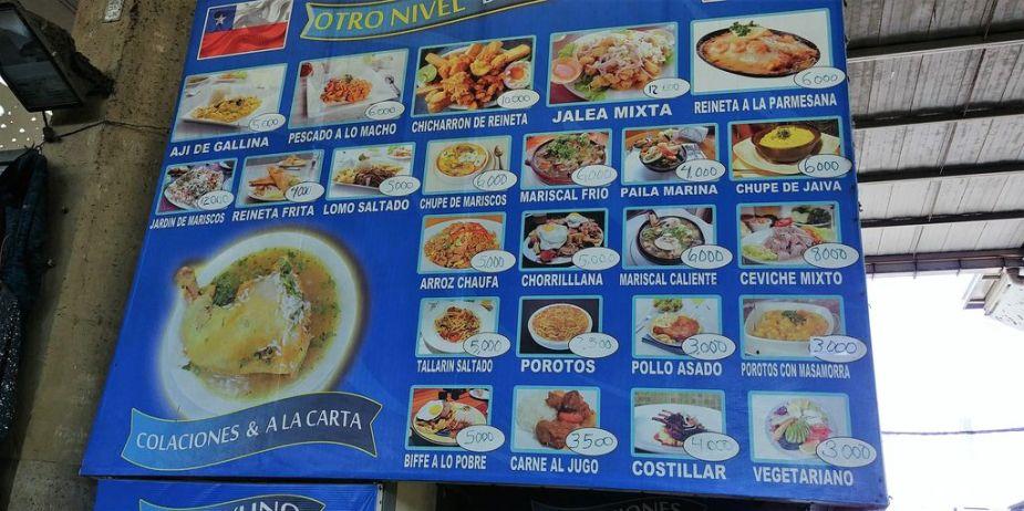 智利 - 聖地牙哥必吃美食推薦·海鮮、水果、雞腿、豬牛排與紅酒07_