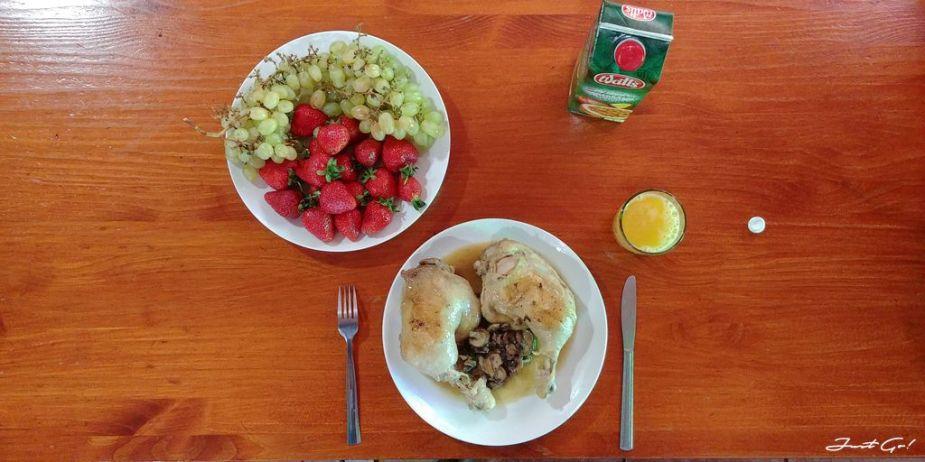 智利 - 聖地牙哥必吃美食推薦·海鮮、水果、雞腿、豬牛排與紅酒17_