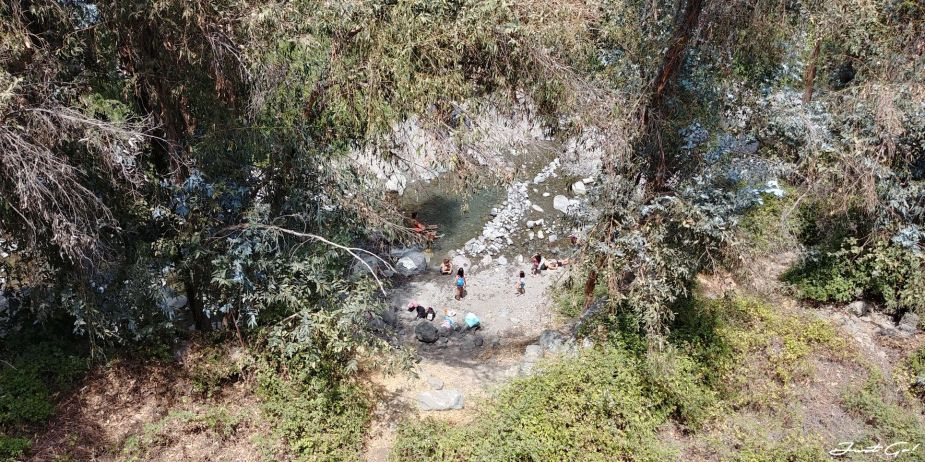 智利 - 聖地牙哥旅遊·自助探訪瀑布、俯瞰市景熱門登山健行路線07_