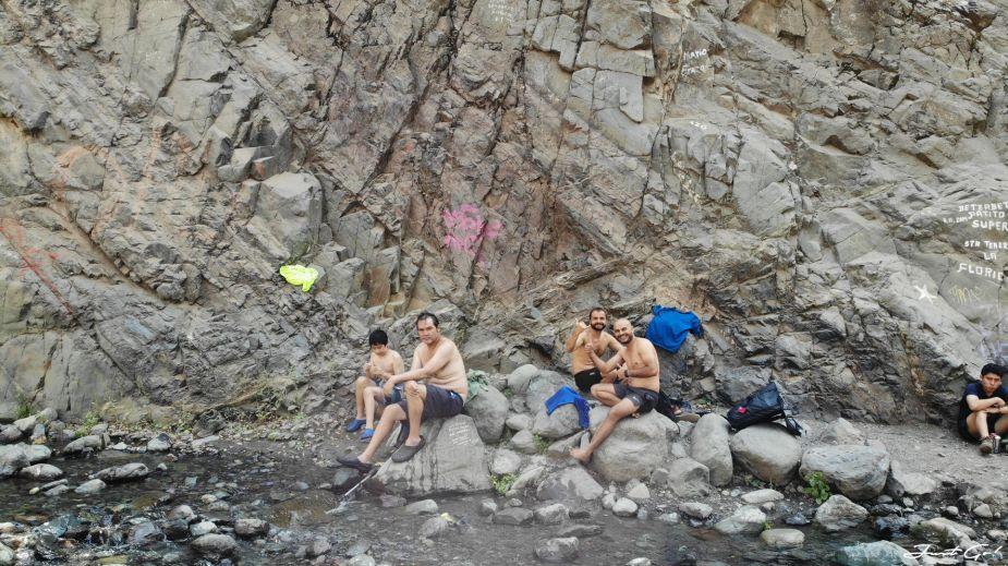 智利 - 聖地牙哥旅遊·自助探訪瀑布、俯瞰市景熱門登山健行路線11_