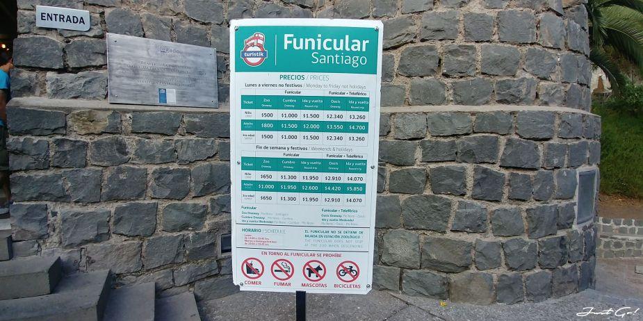 智利 - 聖地牙哥旅遊·自助探訪瀑布、俯瞰市景熱門登山健行路線17_