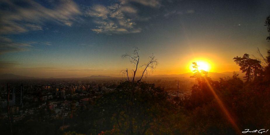 智利 - 聖地牙哥旅遊·自助探訪瀑布、俯瞰市景熱門登山健行路線19_