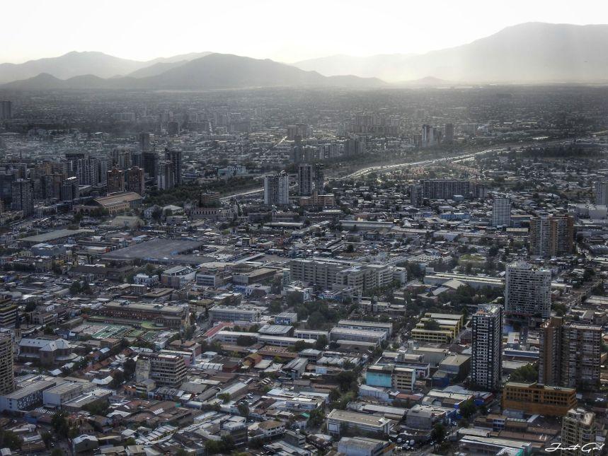 智利 - 聖地牙哥旅遊·自助探訪瀑布、俯瞰市景熱門登山健行路線26_