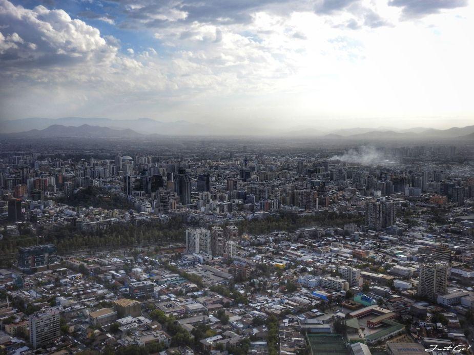 智利 - 聖地牙哥旅遊·自助探訪瀑布、俯瞰市景熱門登山健行路線27_