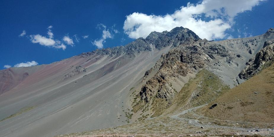智利 - 首都聖地牙哥近郊·安地斯山脈秘境景點冰川水庫Embalse el Yeso06