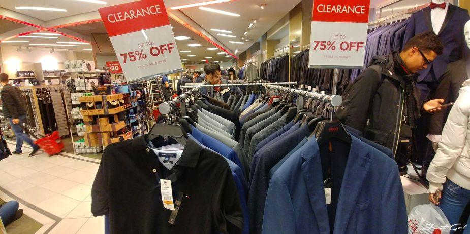 美國 - 紐約曼哈頓購物必逛必買·21世紀、macy's買到想剁手的OUTLET價格01_