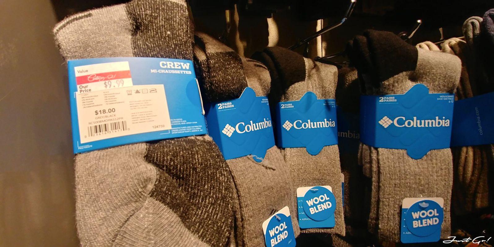 哥倫比亞厚襪
