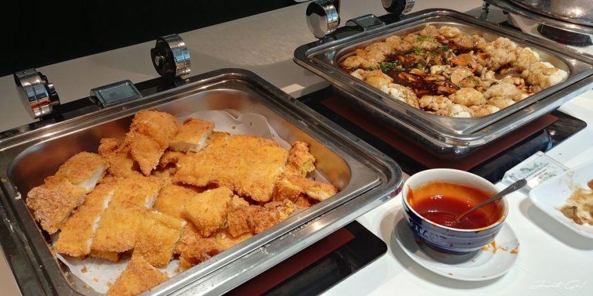 香港 - 環亞、遨堂、紫荊堂機場貴賓室休息睡覺、餐點服務比較10_
